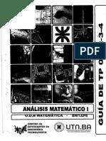 BM1AP8 - Analisis Matematico 1
