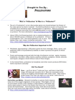 reading- pollinators