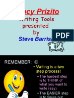 Nancy Prozito Writing Tools 2