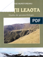 Muntii Leaota