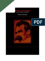 Como se filosofa a martillazos o El ocaso de los idolos.pdf