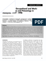 Work Related Diseases