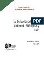 Sesión II y III - SNEIA ECA y LMP INTE-PUCP - Rasul Camborda [Modo de Compatibilidad]