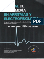 Manual de Enfermería en Arritmias y Electrofisiología Medilibros.com