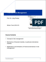 2014 Risk Management - Part 1
