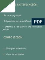 Cédula de Notificación-mód.2