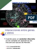 ligamiento y mapeo cromosomico