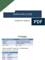 ELE - Auditorne Vjezbe 01-2015