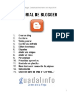Manual de Blogger II
