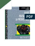 A. Chevalier, J. Bohan-Guide Pratique de La Productique. Elève-Hachette (2000)