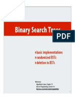08 Binary Search Trees