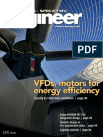 Consult-Spec VFD Motors and Efficiency