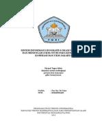 Cover skripsi teknik informatika unindra