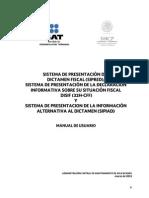 Manual Usuario SIPREDCLI 2014