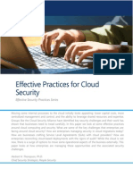Cloud Security Final