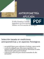Antropometria aplicada