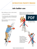 Safety Series Ladders
