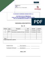 1 Memoria Descriptiva Est Factibilidad Rev 0