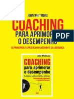 Coaching Para Performance John