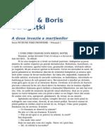 Arkadi Boris Strugatki-A Doua Invazie a Martienilor 1.0 10
