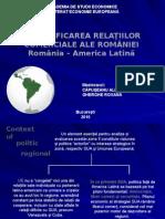 4. Relatia Romania - America Latina