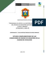 Informe Final Huamanga