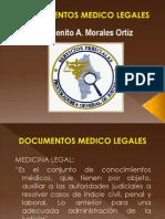 Documentos Medico Legales Dr Benito Morales
