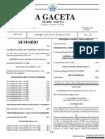 Gaceta 120-2006