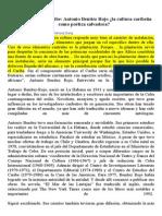 Entrevistas Benitez Rojo0 Resumida
