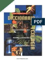 Fausto Sarmiento - Diccionario de Ecología