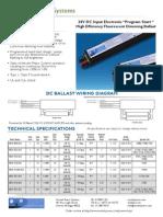 Ballast Cut Sheet One-two Lamp 01152010