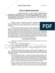 Strat Evaluation 1999