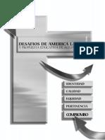 Desafios de America Latina y Propuesta Educativa de Ausjal