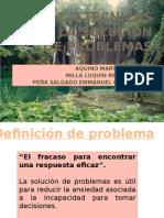 Tecnicas de Solucion de Problemas