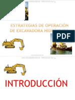 Curso Estrategias Operacion Excavadoras Hidraulicas