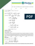 Matemática Gabarito Comentado 14 14
