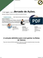 Toro Radar _ Investimentos, Ações, Análise Técnica, Fundamentalista