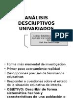 P1. Análisis Descriptivos