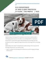 Exchange 2013 coexistence and client protocol connectivity flow | The prefix | 1#23