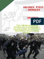 1.-Valores Etico -Morales - Valores i