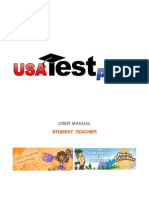 usatestprep user manual