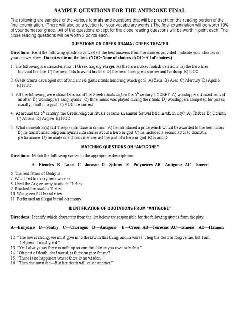 antigone worksheet answers worksheets for school roostanama. Black Bedroom Furniture Sets. Home Design Ideas