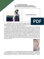 Art and Psychoanalyasis