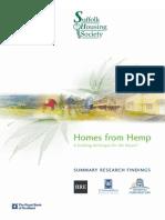 Hemp Homes Summary