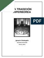 Ignacio Ondargain - La Tradición Hiperborea