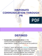 Corporate Communication for Class (NXPowerLite)