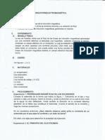 informe de inducción electromagnética (unac)