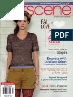 Knitscene Magazine - 2012 - Spring