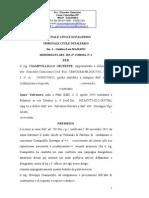 CIAMPOLILLO mem.art.183,6°-n.1_121012  ALLA LUCE DI QUANTO AFFERMATO DA ANZA'
