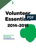 Volunteer Essentials GSEM